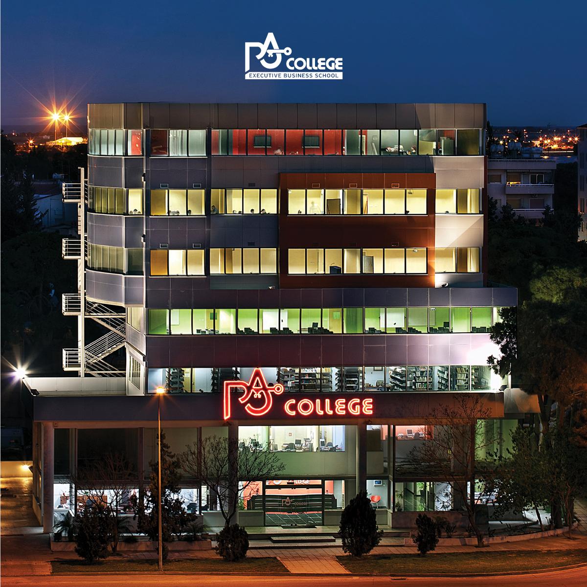 PA College, Cyprus, AcademiaLeb